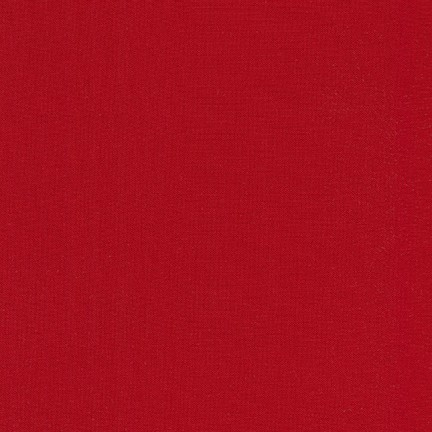 Kona Cotton 1551 rot Rich Red (sattes Rot)